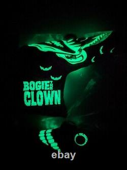 (2) Scotty Cameron Halloween Bogie The Clown Headcovers RARE SPECIAL GLOW
