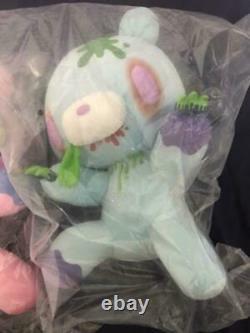 Chax GP XL Gloomy of the Dead TAiTO Plush Zombie Bear 2 Sets Halloween 2015 Rare