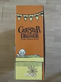 Chester On The Dresser Halloween Cheeto NIB Rare Advertising Frito Lay Cheetos