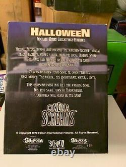 Cinema Screams Halloween Michael Myers Spencer Gifts Statue Figurine Rare Horror