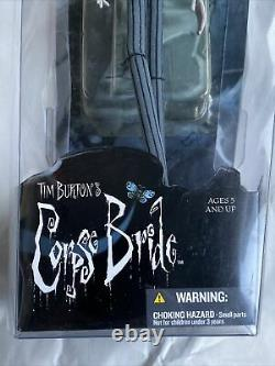 Corpse Bride Victor 12 Fashion Doll Mcfarlane 2005 Nib Tim Burton Rare Nrfb New