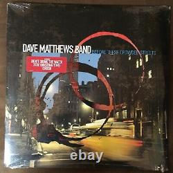 DAVE MATTHEWS BAND / DMB Before These Crowded Streets RARE 1998 LP SEALED MINT