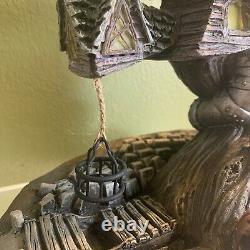 Dept 56 Lock, Shock and Barrel Treehouse 6001201 SUPER RARE! Halloween Disney