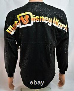 Disney WDW 2019 Halloween Candy Corn Spirit Jersey Sweater Shirt Sz M NEW RARE