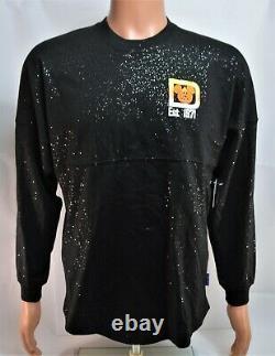 Disney WDW 2019 Halloween Candy Corn Spirit Jersey Sweater Shirt Sz XL NEW RARE