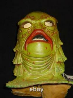 Don Post Calendar Creature From the Black Lagoon Mask Version B (MIB) RARE