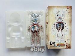 Dr Romanelli 400% Medicom Bearbrick 2008 Rare