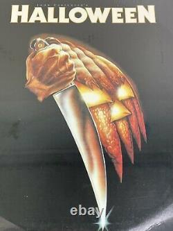HALLOWEEN LaserDisc Criterion John Carpenter Jamie Lee Curtis 1978 -SEALED RARE
