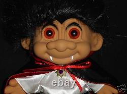 HALLOWEEN VAMPIRE Russ Troll Doll 7 NEW Extremely Rare