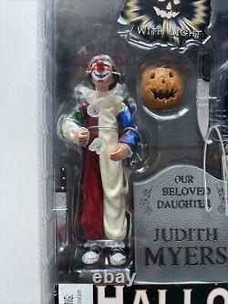 Halloween Michael Myers Evolution Of Evil Figure Signed Nick Castle Neca Rare