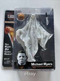 Halloween Michael Myers Ghost Sheet Neca Very Rare
