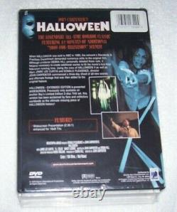 Halloween-dvd-sealed Film Cell Fright Rags 1978 Film Cell-rare! -michael Myers