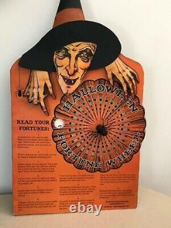 Halloween fortune wheel by Bethany Lowe Halloween rare! Long since retired