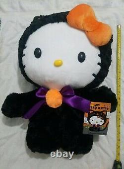Hello Kitty Plush Halloween 2019 Greeter CVS Exclusive RARE sanrio NWT HTF
