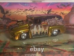 Hot Wheels Dream Halloween 2005'56 Ford Panel 3D Glasses Rare Collector Edition