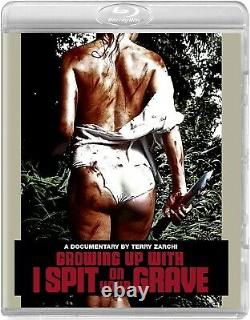 I SPIT ON YOUR GRAVE Blu-Ray DELUXE Box Set Limited 1/5000 Halloween GORERARE