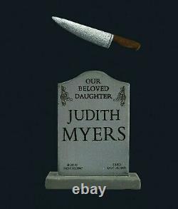 John Carpenter HALLOWEEN MICHAEL MYERS Action Figure Fright Rags Pre-Order RARE