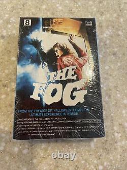 John Carpenters The Fog 8mm Tape 1989 VERY RARE Horror Halloween VHS HI8 Sealed