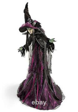 Katherine's Collection Minerva Discordia Witch Doll 28-530416 NEW RARE RETIRED