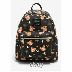 Loungefly Disney Halloween Exclusive Mini- Back Pack RARE NWT