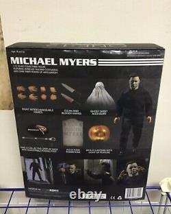 Mezco Toys One 12 Collective Halloween Michael Myers Action Figure / Rare