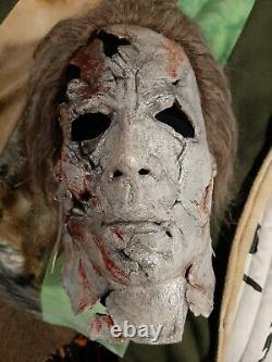 Michael Myers Mask Ford Fx Ffx Tormented New Halloween Rare
