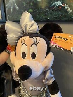 Mickey Minnie Mouse Halloween Door Greeters Large 24 Disney Decoration Set RARE