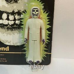Misfits Super7 ReAction Action Figure The Fiend Glow In The Dark SDCC 2018 RARE