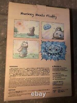 Muckey #6 Halloween Glow Edition By Instinctoy 2013 Sofubi Vinyl Figure Nib Rare