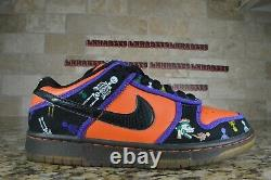 NEW SAMPLE Nike Dunk Low Premium SB Day Of The Dead Size 6 999999999 PROMO RARE