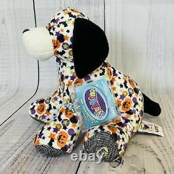 NEW SEALED CODE Webkinz Spooky Pup Halloween Exclusive Pumpkin Dog RARE HTF