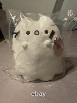 NWT Pusheen Boosheen Halloween Light-Up Ghost 9 Plush 2020 RARE