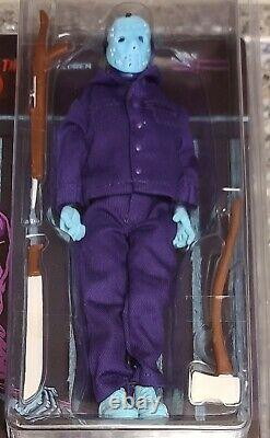 Neca Friday The 13th, Jason Nes Video Game Series Clothed Figure, (new & Rare)