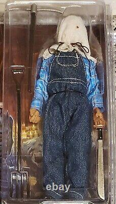 Neca Friday The 13th Part 2, Jason Retro Clothed Figure, New And Very Rare