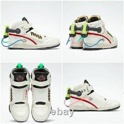New Reebok Limited Ghostbusters Ghost Smashers Sneaker Shoes Size 8.5 RARE PUMP