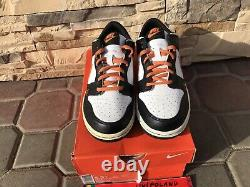 Nke Dunk Low GS Halloween 306339 182 RARE AUTHENTIC & NEW 2007 YEAR 5.5Y