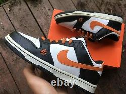 Nke Dunk Low GS'Halloween 306339 182 RARE LIMITED EDITION AUTHENTIC & NEW