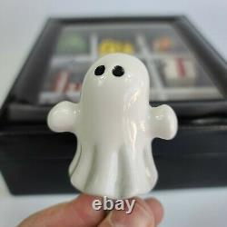 Nora Fleming Mini Boo Buddy Halloween Ghost Retired, Beautiful & Rare
