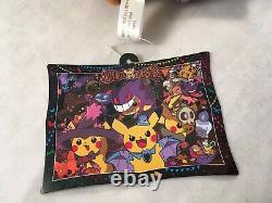 Pikachu Pokemon Center Halloween Parade 2015 Golbat Plush Japan RARE r3toystore