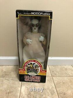 RARE! 1992 Halloween Figure Universal Studios Monsters Motion-ettes NIB