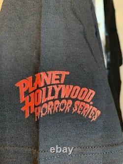RARE Planet Hollywood Horror Series HALLOWEEN MICHAEL MYERS Shirt XL 2000 NWT