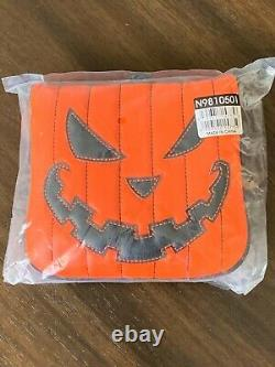RARE TaylorMade Vault Spider X Trick or Treat Halloween Putter Headcover NEW