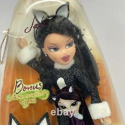 RETIRED BRATZ 10 Rare JADE BLACK KITTY CAT HALLOWEEN COSTUME PARTY