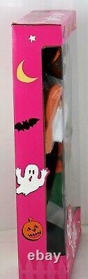 Rare Happy Halloween African American Barbie Kelly Doll Gift Set Mattel # 17238