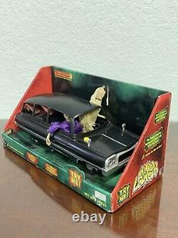 Rare NIB GEMMY Animated Lowrider Car Queen Another One Bites the Dust HALLOWEEN