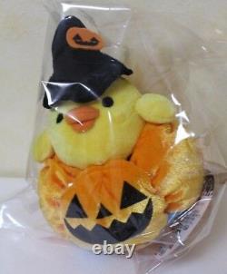 Rare Rilakkuma Halloween Plush Doll Mascot Korilakkuma Kiiroitori San-X 2007