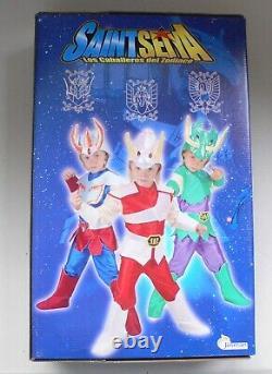 Rare SAINT SEIYA Knights of the Zodiac Halloween Playsuit DRAGON Josman MIB