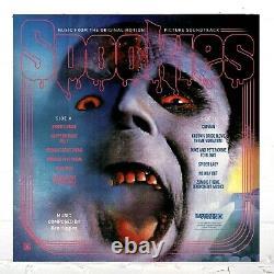 SPOOKIES Soundtrack OST Limited 1/300! COLORED Vinyl LP Halloween OOP RARE