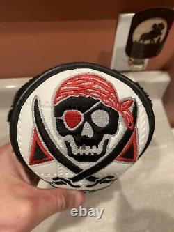 Scotty Cameron 2014 Halloween Parrr Pirate Rare Hybrid Head Cover