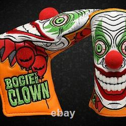 Scotty Cameron Putter Cover Halloween limited Seaside Gallery Rare